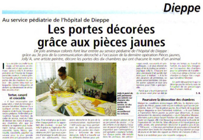 Article Décor de pédiatrie
